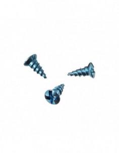Tornillos titanio autoperforante Ø 1,5 x 4 mm, 10 piezas